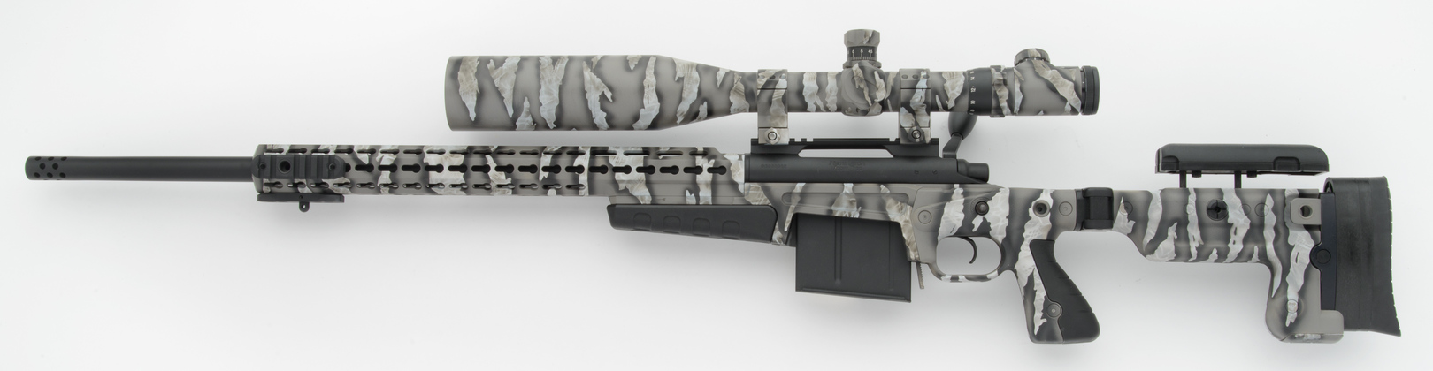 Zephyr Warrior Rifle