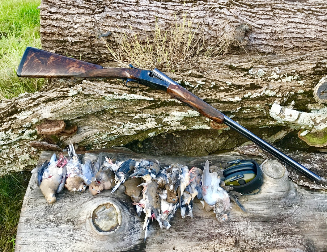 Winchester 21, Restocked and Tested Out in the Field