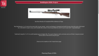Boddington Rifle Project