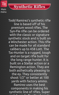Synthetic Rifles