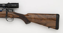 7mm stw left handed rifle stock