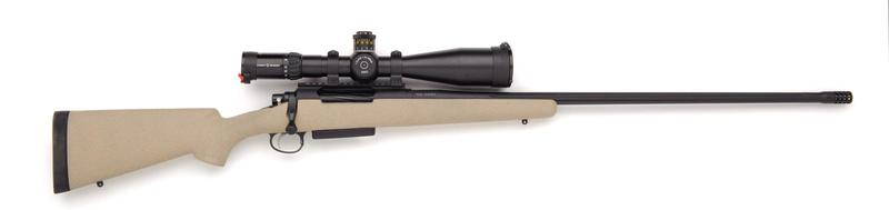 Tac Hunter Synthetic Rifle