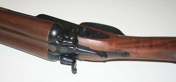 1878 colt couble barrel 12 ga. hammer gun restored