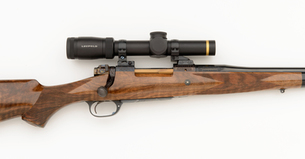 308 Winchester Rifle