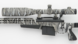 Zephyr Warrior Rifle 338 Lapua