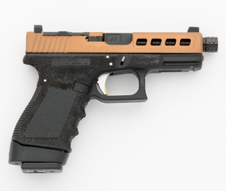 full custom glock